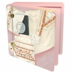 Lg Wood  -Her Tallit memory album box