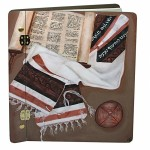 Lg Wood -his tallit photo album