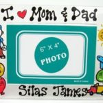 I Love Mom & DadFrame