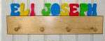 Primary Name Wall Hanger