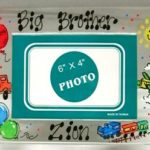 Acrylic Picture Frame  big brother