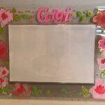 Roses Acrylic Frame
