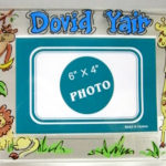 Acrylic Picture Frame  zoo