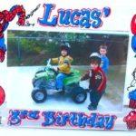 Lucas Super Heros Frame