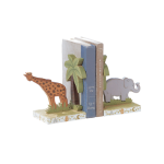 Wood Bookends  Jungle