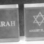 Sarah's Lucite Bookends (1)