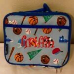 Sports Lunch Bag