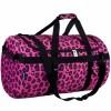 Traveler Duffle   Pink Leopard