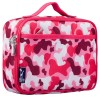 Pink Camo Lunch Box