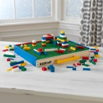 On The Go Building Block Set
