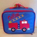 Firefighter  Lunch-Bag  Sample