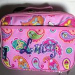 Lucy Paisley Lunch Box