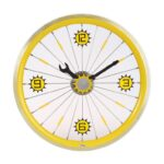 LFT-16-YL_Bike Clock