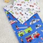 Kids Heroes Sleeping Bag with pillow case