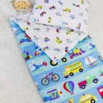 Kids On The Go Sleeping Bag with pillow case