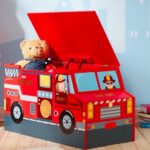 Little Firefighter Toy Chest