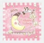 Moon Girl Nursery Squares