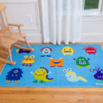 Monster Floor Rug