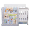 Jungle Fun_3 pc Crib Set