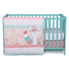 Wild Forever_3 pc Crib Set