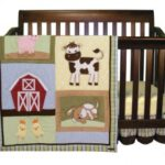 Baby Barnyard Bedding Set