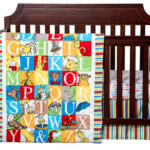 Dr. Seuss Alphabet Seuss 3 Piece Crib Bedding Set