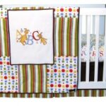 Seuss ABC 3 Piece Crib Bedding Se