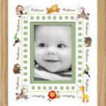 Boy_Jungle Name Border Frame