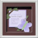 Shadow Box Frame Butterfly