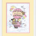 Classic Print 11x14 Hot Air Balloon