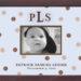 Lt Blue Cocoa Dots Monogrammed Photo Frame