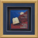 Shadow Box Frame Bar Mitzvah Tablet