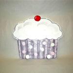 Clothes Hanger Cupcake