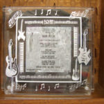 Lucite Invitation Box