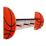 Wood Shelf  Basketball