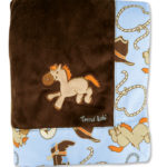 Cowboy Horse Blanket
