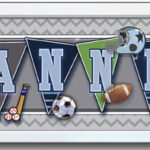 Walldoddle chevton-sports-pennants