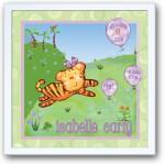 Baby Wall Decor Tiger