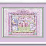 Big Art 16x20 Princess-Lilac