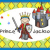 Placemat_Prince