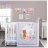 My Little Friends 6 Piece Crib Bedding Set1