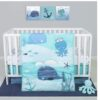 Nautical Adventure 4 Piece Crib Bedding Set1