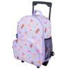 Rolling Luggage Sweet Dreams