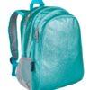 Blue Glitter 15 Inch Backpackjpeg