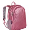 Pink Glitter 15 Inch Backpack